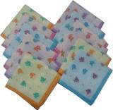 SaifeeSons Floral Flowers Handkerchief (...