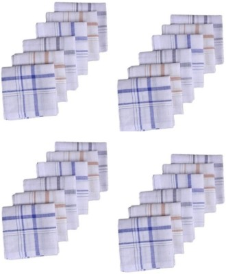 Kayyo Business Border Handkerchief