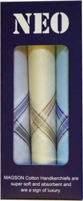Magson Business Border Handkerchief