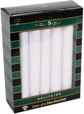 CHANCELLOR chancellor-White (5pc) Handkerchief