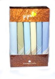 Pipal Fancy Set Handkerchief (Pack of 6)