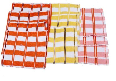 Kuber Industries Line Handkerchief
