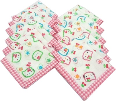 SaifeeSons Cartoon Characters Handkerchief