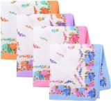 SaifeeSons Blossom Flowers Handkerchief ...