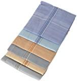 Oshop Trades Stripes Handkerchief (Pack ...