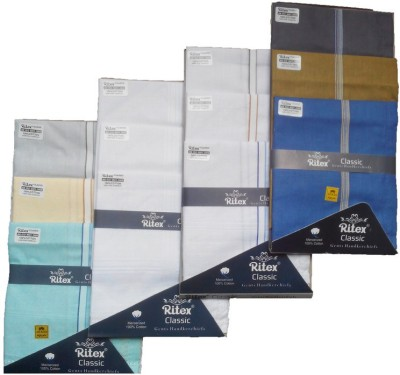 Ritex Classic-Lb-Wb-Ww-Db Handkerchief