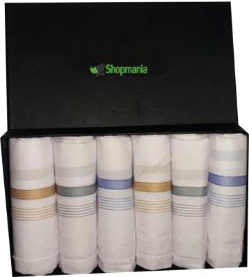 Shopmania Color strip-DSZ-43 Handkerchief