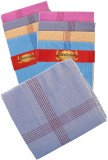 V-Lon Basic Dark Handkerchief (Pack of 1...