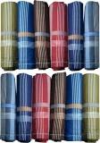 Supriya Dark Color Men's Cotton Striped ...