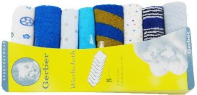 Gerber Blue & White Tone Handkerchief