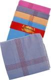 V-Lon Basic Dark Handkerchief (Pack of 6...