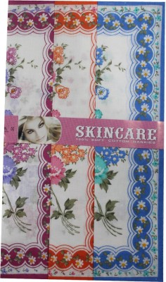 SKIN CARE gq089 Handkerchief