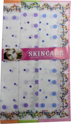 SKIN CARE gq036 Handkerchief