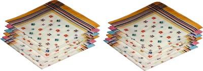 Shopmania Color Strips Border Handkerchief