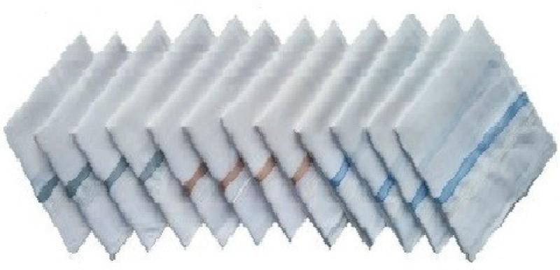 Excellent4U Mens Handkerchief(Pack of 12)