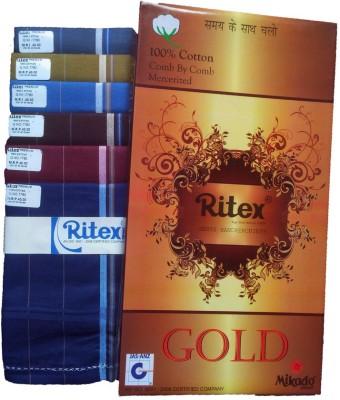 Ritex Gold-Dark Handkerchief