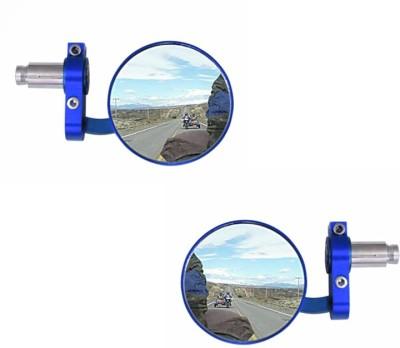 Speedwav Manual Rear View Mirror For Bajaj Pulsar 220 DTS-i