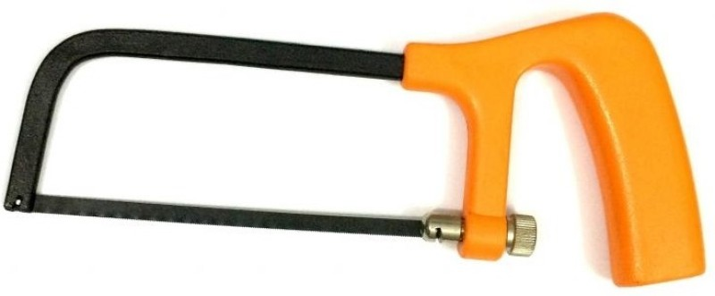 Summit Junior Plastic Handle Firm Grip Hack Saw(6 inch Blade)