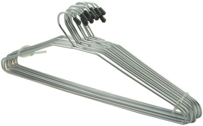 Smart Care Stainless Steel Pack of 12 Cloth Hangers