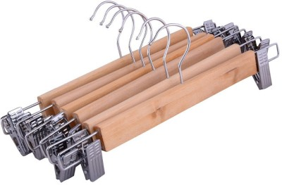 Combi Delight Wooden Pack of 6 Cloth Hangers