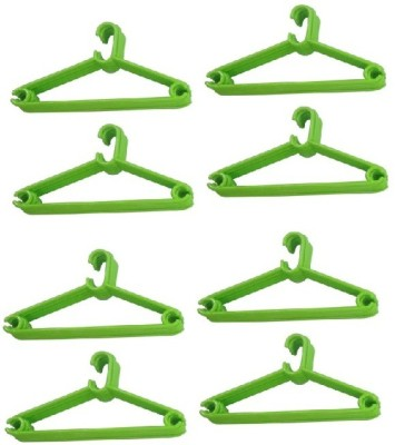 Kayyo Plastic Pack of 24 Cloth Hangers