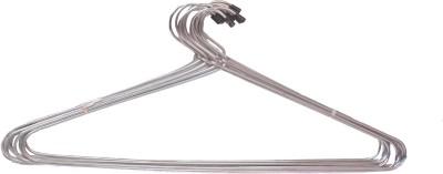 coat steel hanger Steel Pack of 12 Cloth Hangers