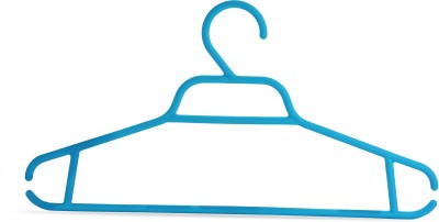 Bonita Plastic Pack of 12 Cloth Hangers