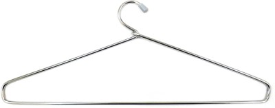 Amarshri Steel Pack of 12 Cloth Hangers