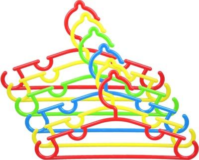 Brecken Paul Plastic Pack of 6 Kids Hangers