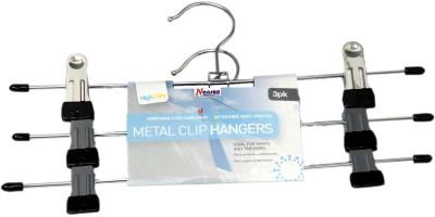 Nanson Iron Pack of 3 Cloth Hangers