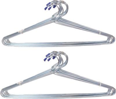 coat steel hanger Steel Pack of 24 Cloth Hangers