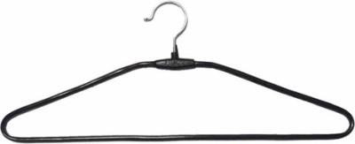 Raj Hangers Aluminium Pack of 20 Cloth Hangers