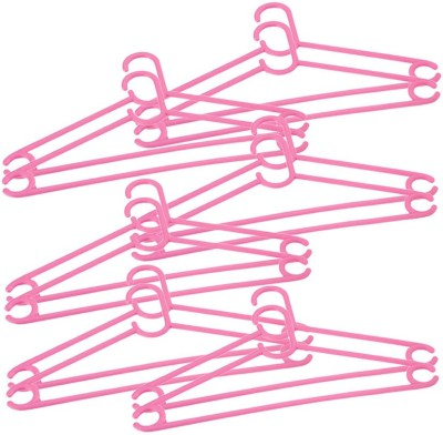 Gade Plastic Pack of 12 Cloth Hangers