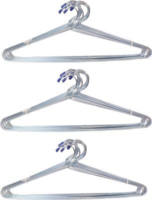 coat steel hanger Steel Pack of 36 Cloth Hangers