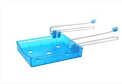 Gade Multipurpose Space Saver Plastic Storage Shelf Holder Box Sliding Drawer Fridge Organizer