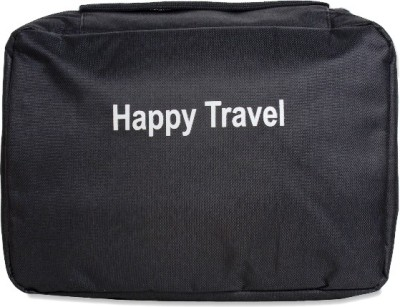 Taino Happy Zippered Washable Travel Toiletry Makeup Storage Bag Accessories Organizer