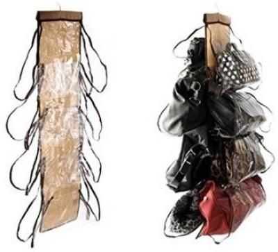 Vmore 8 Pocket Purse Store Handbag Storage Rack Handbag Organizer