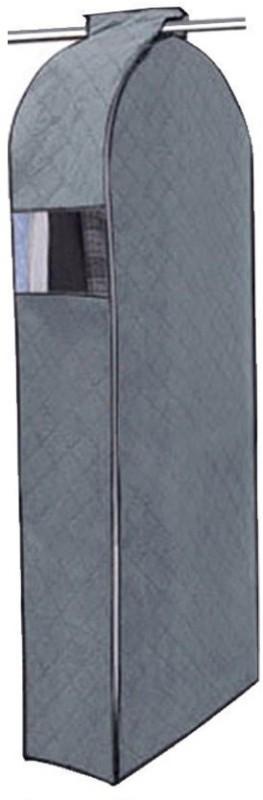 Melbon Coat Cover Hanging Organizer (Grey) Handbag Organizer( )