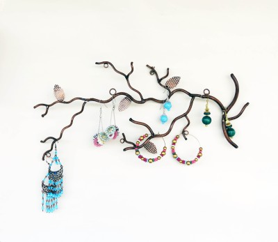 Bali Mantra 3859 ,Twig Wall Branch, Jewellery Organizer