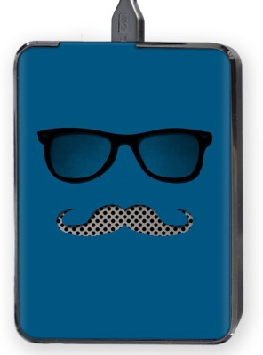 Shopkeeda The Spectacles Hard Disk Skin By Shopkeeda Hard Disk Skin