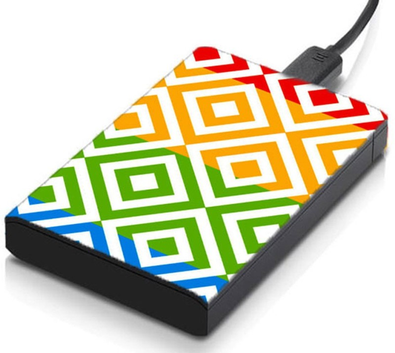 meSleep HD0937 Hard Disk Skin(Multicolor)