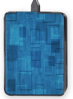 Shopkeeda Abstract Lines Hard Disk Skin By Shopkeeda Hard Disk Skin