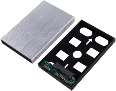 Tera byte TB031 2.5 inch External sata casing(For Terabyte India, Silver)