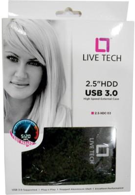 Live Tech LT 2.5 SATA 3.0 VERSION Hard Disk Case