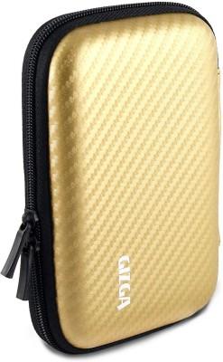 Gizga Essentials Hard Drive Case 2.5 inch Carbon Fiber Mesh