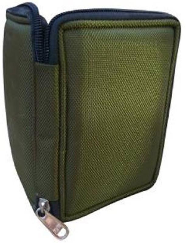 JPRS Green Hard Disk Case 2.5 inch Shock Proof(For Dell, HP, Samsung, Trancend, Western Digital, Seaget, Toshiba, Hitachi, Green)