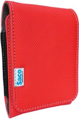 Saco 999 Red 2.5 Inch External Hard Drive Enclosure