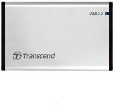 Transcend TS0GSJ25S3 Internal Hard Drive Enclosure