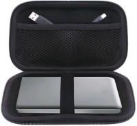 JPRS Portable Case Enclosure 2.5 inch External Hard drive(For Toshiba, Sony, WD, HP, Apple, Samsung, Seagate, Hitachi, Trancend, Black)