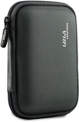 Gizga Essentials Hard Drive Case 2.5 inch Double Padded